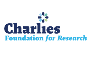 Charlies Foundation for Research logo