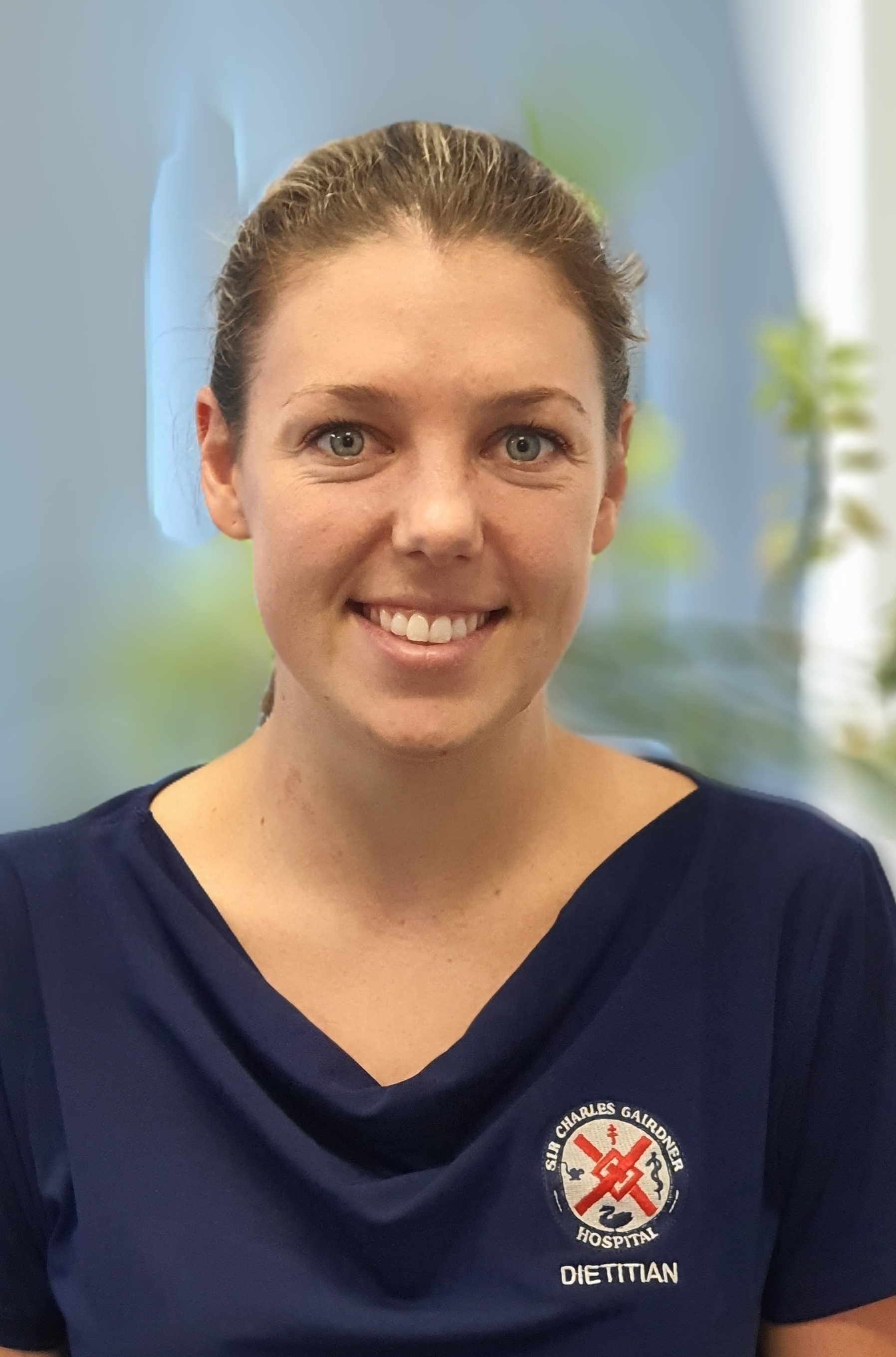 Eryn Richards, SCGH Dietitian