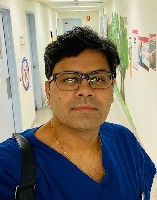 Dr Kaushalendra Singh Rathore, Consultant Cardiothoracic Surgeon, Sir Charles Gairdner Hospital