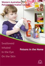 Poisons in the home
